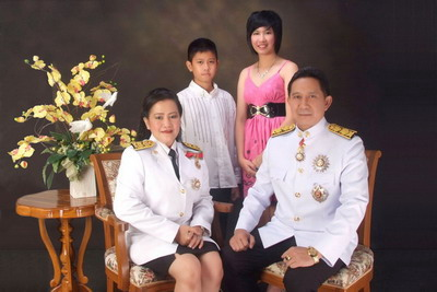 ถ่ายภาพ Family Portrait Studio 8