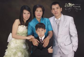 ถ่ายภาพครอบครัว อุดรธานี